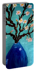 Blossom Dearie Portable Battery Charger