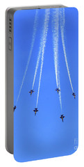 Blue Angel Aerobatics Portable Battery Charger
