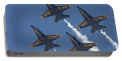Blue Angels Blue Skies Portable Battery Charger