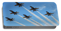 Blue Angels Delta Portable Battery Charger