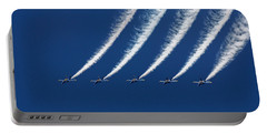 Blue Angels Formation Portable Battery Charger