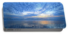 Portable Battery Charger featuring the photograph Beach Home Blues by John F Tsumas