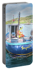 Blue Boat Portable Battery Charger
