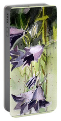 Blue Bonnets Portable Battery Charger