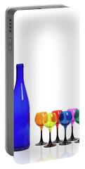 Blue Bottle #2429 Portable Battery Charger