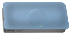 Blue Bubble Portable Battery Charger