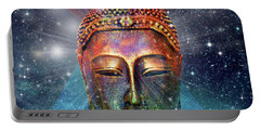 Blue Buddha Portable Battery Charger