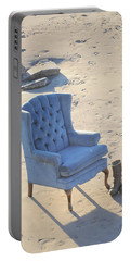 Blue Chair Portable Battery Charger