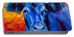 Blue Cow II Portable Battery Charger