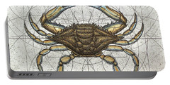Blue Crab Portable Battery Charger