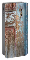 Blue Door Crackle Portable Battery Charger