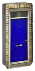 Blue Door Number 3 Portable Battery Charger