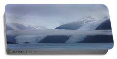 Blue Escape In Alaska Portable Battery Charger by Jennifer White
