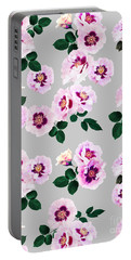 Blue Eyes Roses Portable Battery Charger