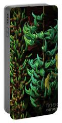 Blue Jade Vine Portable Battery Charger