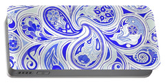 Blue Fantastic Portable Battery Charger