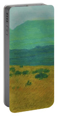 Blue-green Dakota Dream, 1 Portable Battery Charger