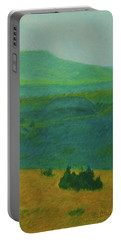 Blue-green Dakota Dream, 2 Portable Battery Charger