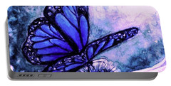 Blue Heaven Portable Battery Charger by Hazel Holland