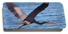 Blue Heron Wingspan Portable Battery Charger