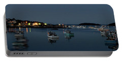 Blue Hour Boats In Maine Portable Battery Charger