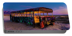 Blue Hour Bus Portable Battery Charger