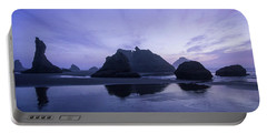 Blue Hour Reflections Portable Battery Charger