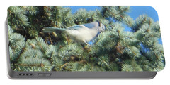 Blue Jay Colorado Spruce Portable Battery Charger