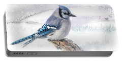 Blue Jay Snow Portable Battery Charger