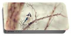 Blue Jay Winter Portable Battery Charger
