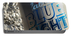 Blue Light Portable Battery Charger