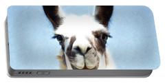 Blue Llama Portable Battery Charger