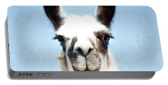 Blue Llama Portable Battery Charger