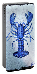 Blue Lobster 1 Portable Battery Charger