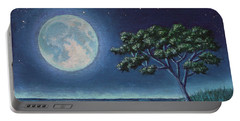Blue Moon 01 Portable Battery Charger