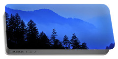 Blue Morning - Fs000064 Portable Battery Charger by Daniel Dempster