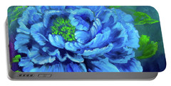 Blue Peony Jenny Lee Discount Portable Battery Charger