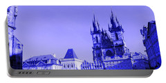 Blue Praha Portable Battery Charger