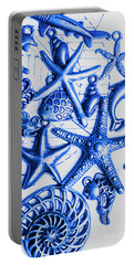 Blue Reef Abstract Portable Battery Charger