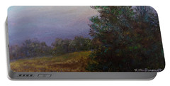Blue Ridge Memory Portable Battery Charger by Kathleen McDermott