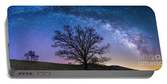 Blue Ridge Milkyway Portable Battery Charger by Robert Loe