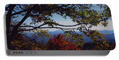 Blue Ridge Mountain View Portable Battery Charger
