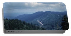 Blue Ridge Mountains 2 Portable Battery Charger