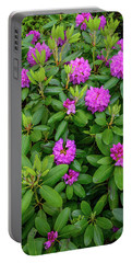 Blue Ridge Mountains Rhododendron Blooming Portable Battery Charger