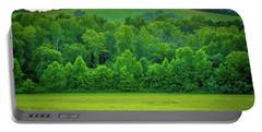 Blue Ridge Mountains Virginia   Portable Battery Charger