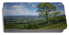 Blue Ridge Parkway Scenic View Portable Battery Charger