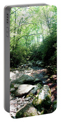 Blue Ridge Parkway Stream Portable Battery Charger