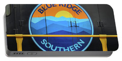 Blue Ridge Southern Emblem Portable Battery Charger