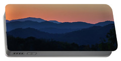 Blue Ridge Sunset Portable Battery Charger