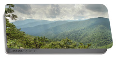 Blue Ridge View Portable Battery Charger